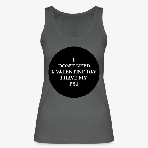 Valentine Day - Love videogame - Top ecologico da donna di Stanley & Stella