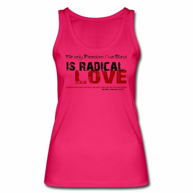 Radikale Liebe black