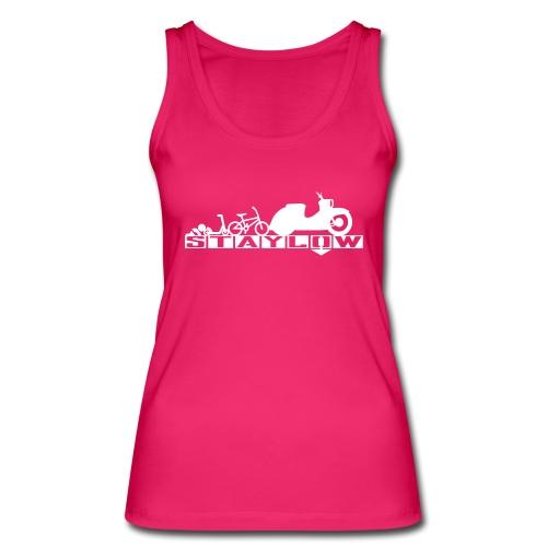 STAYLOW BMX - Frauen Bio Tank Top von Stanley & Stella