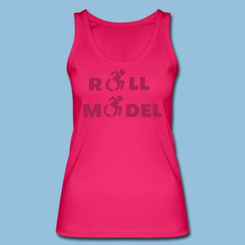 RollModel5 - Vrouwen bio tanktop van Stanley & Stella
