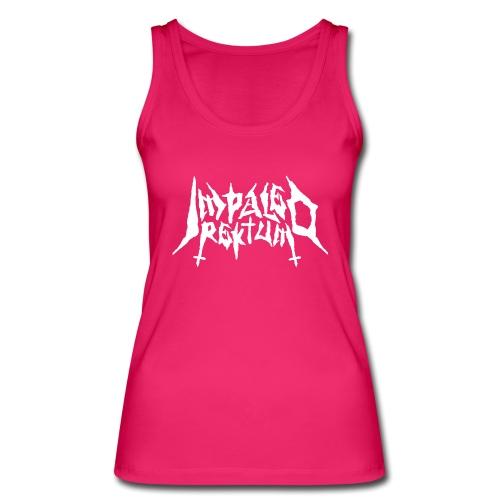 Impaled Rektum -logo shirt - Stanley & Stellan naisten luomutanktoppi