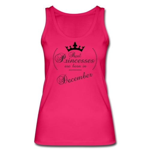 Real Princesses black December - Frauen Bio Tank Top von Stanley & Stella