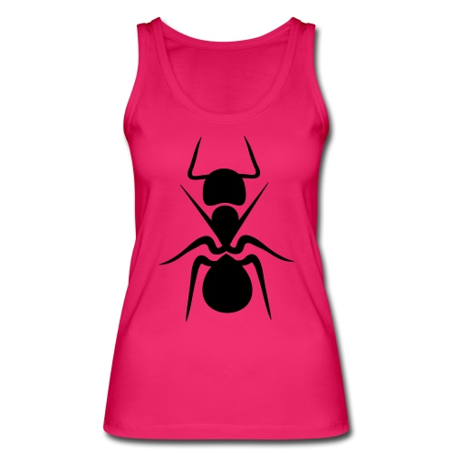ANT - Women's Organic Tank Top by Stanley & Stella