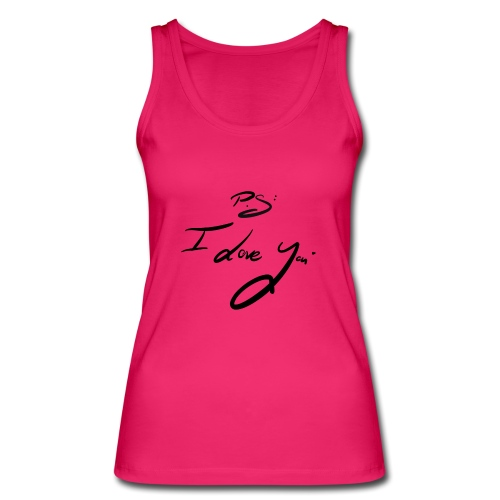 P.s: I Love you - Frauen Bio Tank Top von Stanley & Stella