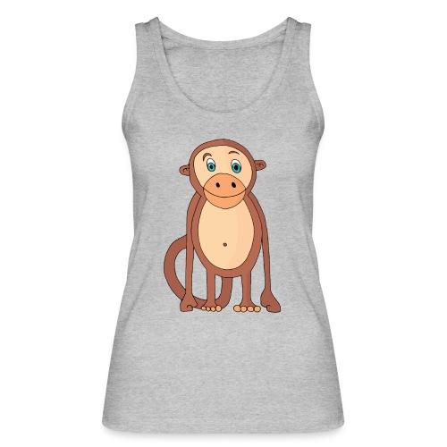 Bobo le singe - Débardeur bio Femme