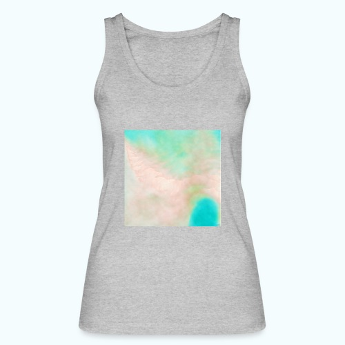 Atoll beach watercolor beige nature - Women's Organic Tank Top by Stanley & Stella