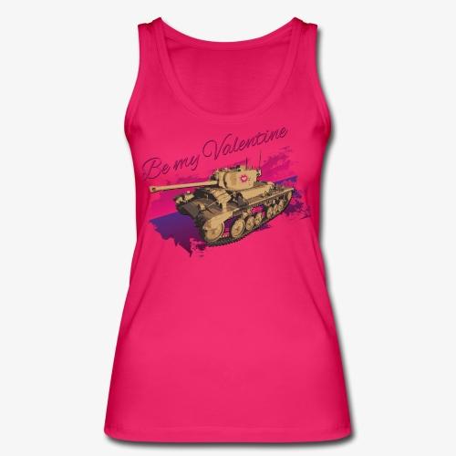 Be my Valentine Tank - Frauen Bio Tank Top von Stanley & Stella