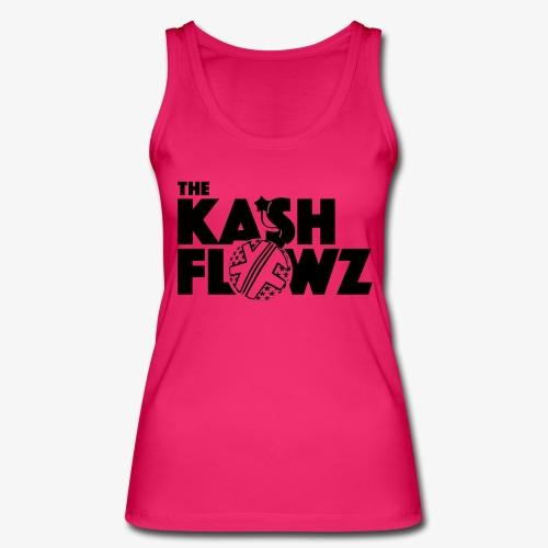 The Kash Flowz Official Bomb Black - Débardeur bio Femme