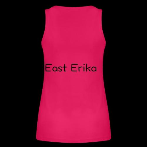 East Erika logo - Top ecologico da donna di Stanley & Stella