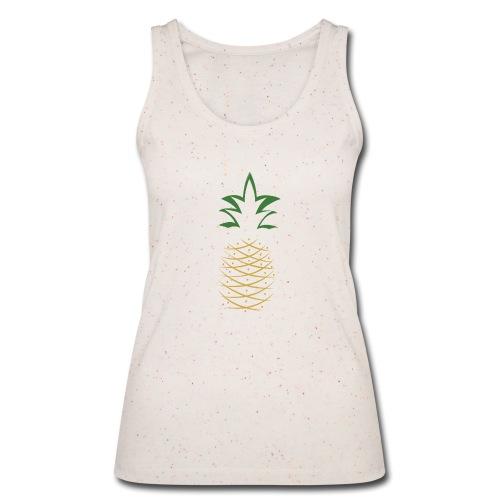 Yay For Today Ananas - Frauen Bio Tank Top von Stanley & Stella