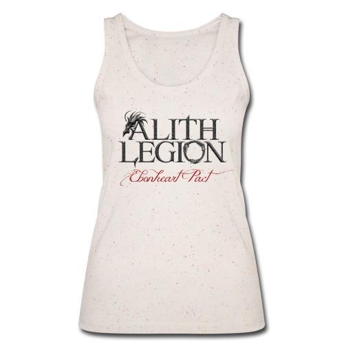Alith Legion Logo Dragon Ebonheart Pact - Women's Organic Tank Top by Stanley & Stella