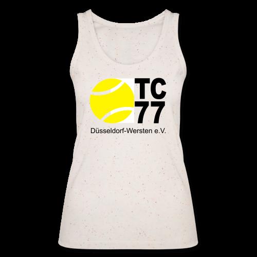 TC 77 Logo - Frauen Bio Tank Top von Stanley & Stella