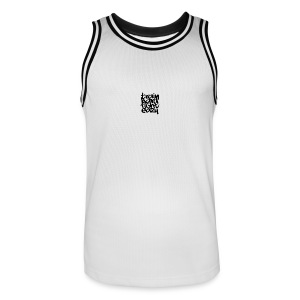 """Train Hard Fight Easy"" Fitness Collection - Men's Basketball Jersey"