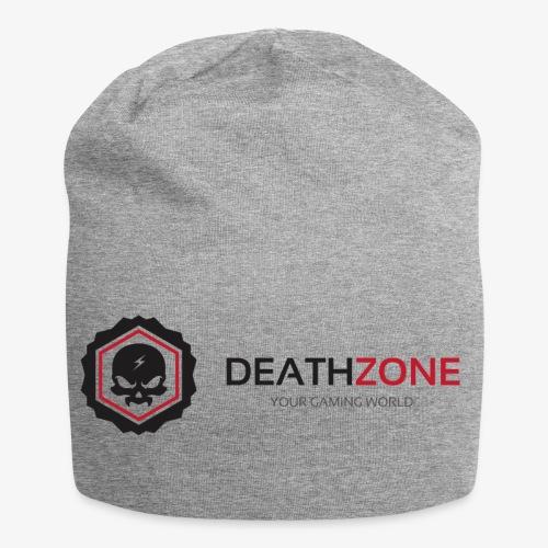 DeathZone Logo - Czapka krasnal z dżerseju