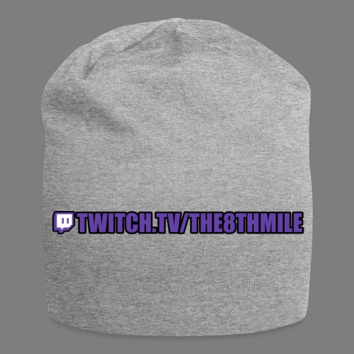 twitch.tv/the8thmile - Jersey Beanie