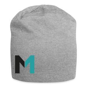 Logo M - Jersey-Beanie
