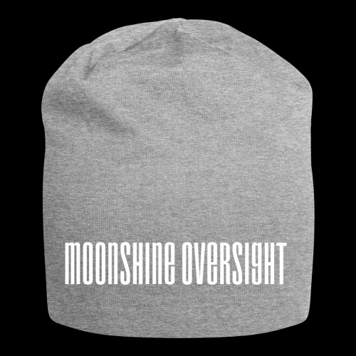 moonshine oversight blanc - Bonnet en jersey