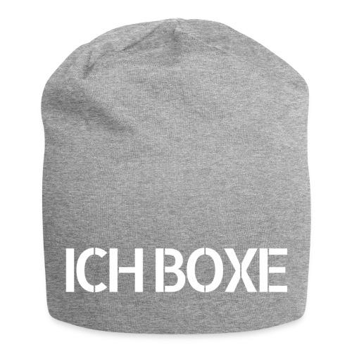 ICH BOXE LOGO - Jersey-Beanie