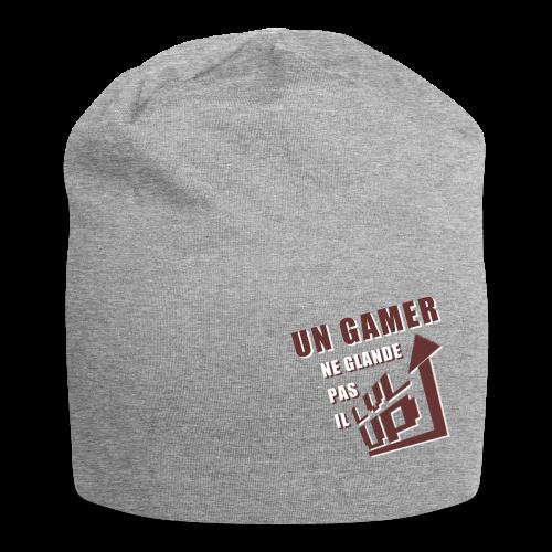 Gamer Glandeur - Bonnet en jersey