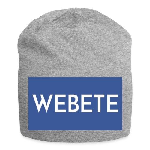 Webete - Jersey Beanie
