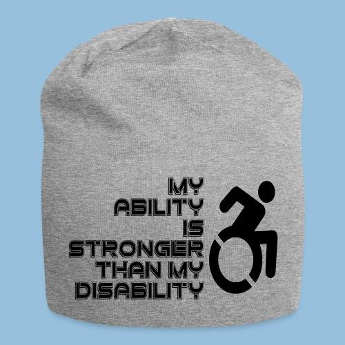Ability1 - Jersey-Beanie