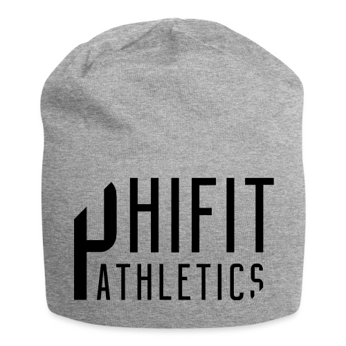 Phifit Athletics Orginal Logo Black - Jersey-Beanie