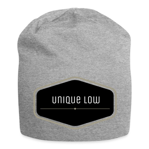 Unique Low - Jersey-Beanie
