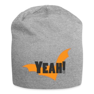 Yelloweenah--png - Beanie in jersey