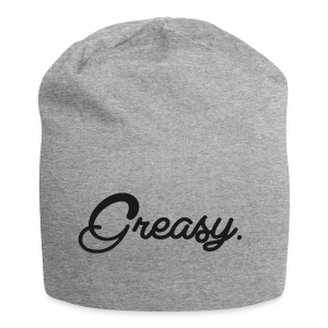 Greasy T-Shirt - Jersey-Beanie