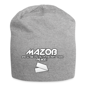 Ill See You All In The Next Video Mazob Grey Stree - Jersey Beanie