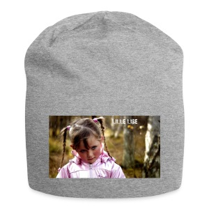 Lille Lise Picture - Jersey Beanie