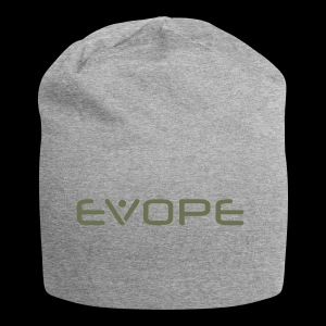 Evope (olive) - Jersey-Beanie