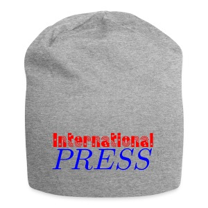 int_press-png - Beanie in jersey