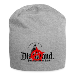 Anarchy ain't on sale(Dismaland unofficial gadget) - Jersey Beanie