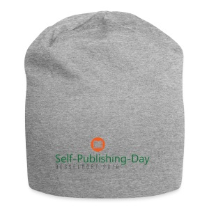 Self-Publishing-Day Düsseldorf 2018 - Jersey-Beanie