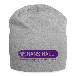 HANS HALL GmbH Logo - Jersey-Beanie