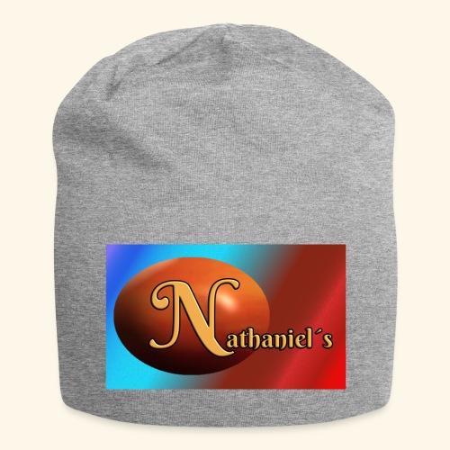 NathanielsLogo2 - Jersey-Beanie