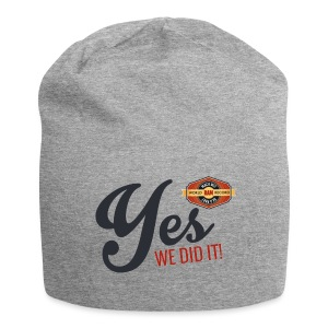 YES-we did it_black - Jersey-Beanie