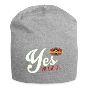 YES-nappo_wh - Jersey-Beanie