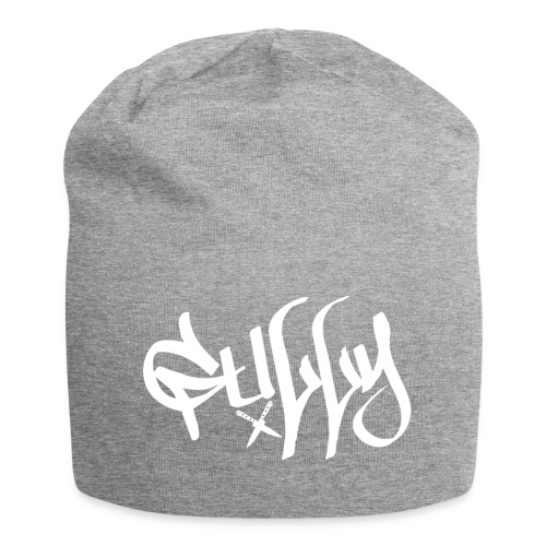Gully White X Knifes - Jersey Beanie