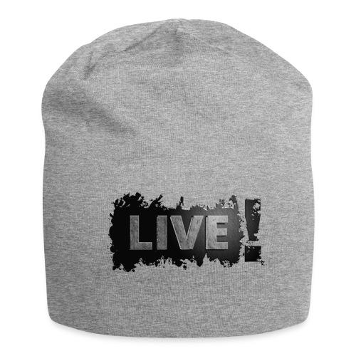 live - Jersey-Beanie