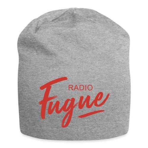 Radio Fugue Red - Bonnet en jersey