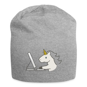 Unicorn Work - Jersey Beanie
