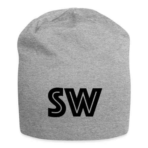 Staged Whale cap - Jersey-Beanie