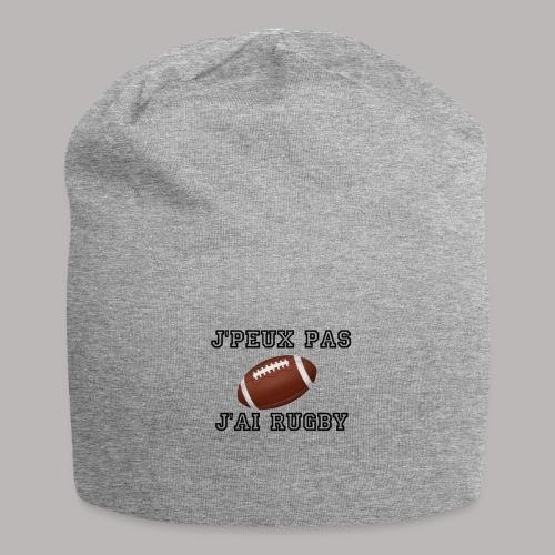 rugby - Bonnet en jersey