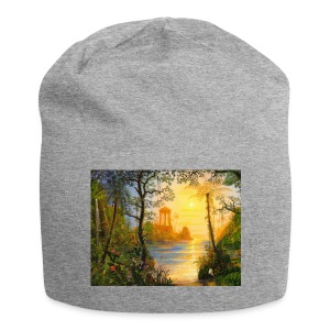 Temple of light - Jersey Beanie