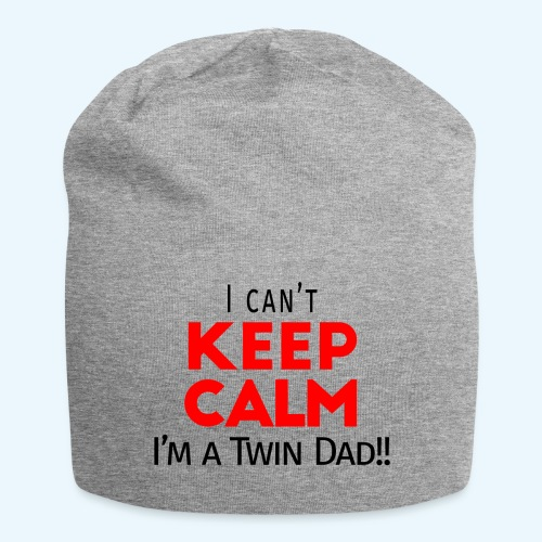 I Can't Keep Calm (Dad's Only!) - Jersey-Beanie