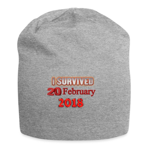 I survived february 20th text - Jersey-pipo