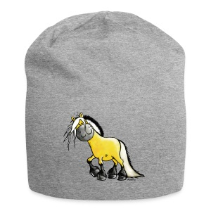 fjord_horse-png - Jersey Beanie