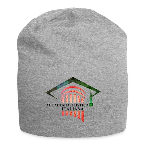 LOGO Accademia - Beanie in jersey